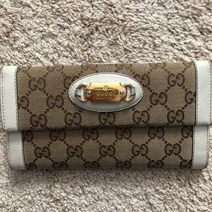 Women's Gucci GG wallet